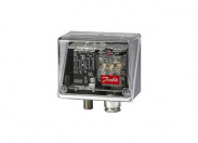 "Прессостат KP 36 G 1/4"" А (2...14) бар IP30 Danfoss"