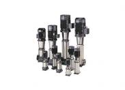 Насос вертикальный многоступенчатый Grundfos CR 3-3 A-A-A-E-HQQE 0,37kW 1x220/240V 50Hz (овальный фланец)