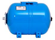 """Гидроаккумулятор WAO для водоснабжения горизонтальный UNI-FITT присоединение 1"""" 80л"""