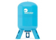 Бак мембранный Wester для водоснабжения WAV 80 л