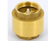 """Клапан обратный пружинный EUROPA с металлическим затвором ITAP 2"""""""