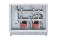 Насосно-смесительный модуль Firstbox 2A+1B, с гидравлическим разделителем