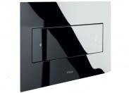 Кнопка смыва Visign Viega for Style12 для Visign2 стекло черное