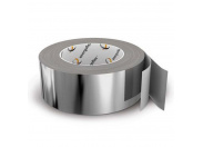 Лента Energoflex алюминиевая самоклеющаяся ROLS ISOMARKET 50мм х 50м