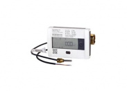 Теплосчетчик ультразвуковой SonoSafe10/0,6/под/Ду15+лист поверки Danfoss