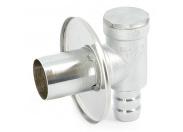 Сифон для бытовой техники с пружинным клапаном UNI-FITT 22 мм (штуцер) х 32 мм