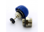 "Набор термостатический для коллектора 1"" EMMETI M24x19"
