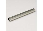 Трубка стальная хромированная для подключения радиаторов TIEMME 15х650