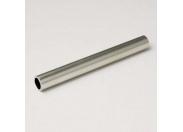 Трубка стальная хромированная для подключения радиаторов TIEMME 15х600