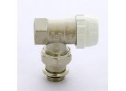 """Вентиль НВ угловой термостатический с разъемным соединением ITAP 1/2"""""""