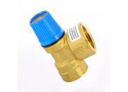 """Клапан предохранительный ВВ SVW для систем водоснабжения WATTS Ind 3/4""""х1"""" 10 бар"""