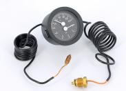 Термоманометр дистанционный с капилярной трубкой длиной 1000мм EMMETI 4бар 120 град.C