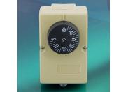 Термостат контактный с наружной шкалой и пружиной для монтажа на трубах EMMETI диапазон регулирования 0-60˚C