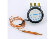 Термостат регулировочный капиллярный 16А, 400В EMMETI с трубкой 1000мм