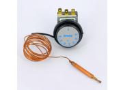 Термостат регулировочный капиллярный 16А, 400В EMMETI с трубкой 1500мм