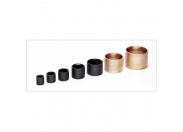 Соединитель обжим-В никелированный для трубы RAUTHERM stabil REHAU 3/4'х16,2(2,6)
