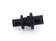 Муфта надвижная переходная пластиковая REHAU 20х16