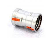 Муфта пресс нержавеющая сталь Sanpress Inox XL VIEGA 76
