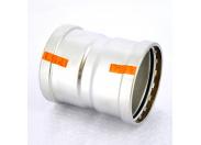 Муфта пресс нержавеющая сталь Sanpress Inox VIEGA 108