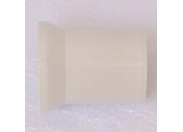 Отвод для унитаза белый с манжетным уплотнением VIEGA прямой 100х150
