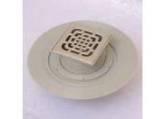 Трап 150х150 со съемным гидрозатвором VIEGA 100мм