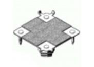 Надставной элемент Advantix без рамки под плитку VIEGA