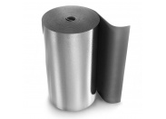 Рулон теплоизоляционный Energoflex Super AL с покрытием алюминиевой фольгой ROLS ISOMARKET 15мм х 1м х 7м