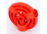 Калибратор для металлопластиковых труб пластиковый универсальный HENCO 16-26мм
