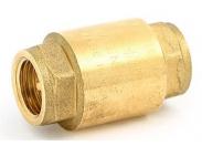 """Клапан обратный пружинный с металлическим затвором EUROPA UNI-FITT 3/4"""""""