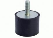 Опора резино-металлическая М8 D=30mm Н=30mm Grundfos