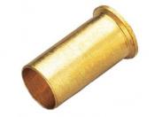 Вставка латунная для ПНД трубы TIEMME 63х5,8