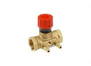 Клапан запорно-измерительный ASV-I DN15 PN16 Rp1/2 Danfoss