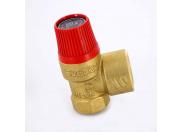 """Клапан предохранительный ВВ SVH для систем отопления WATTS Ind 1/2""""х3/4"""" 3 бар"""