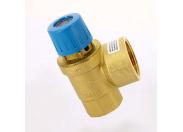 """Клапан предохранительный ВВ SVW для систем водоснабжения WATTS Ind 1""""х1""""1/4 8 бар"""