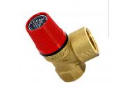"""Клапан предохранительный ВВ SVH для систем отопления WATTS Ind 1/2""""х3/4"""" 1,5 бар"""