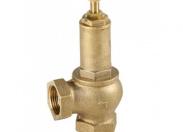 Клапан предохранительный Genebre DN25 (1'')  PN16, корпус-латунь, Tmax=200°C