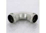 Угол пресс нержавеющая сталь Sanpress Inox VIEGA 42