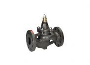 Регулирующий фланцевый 2-ходовой клапан VFS 2 DN40 Kvs=25,0 м3/час на пар Danfoss