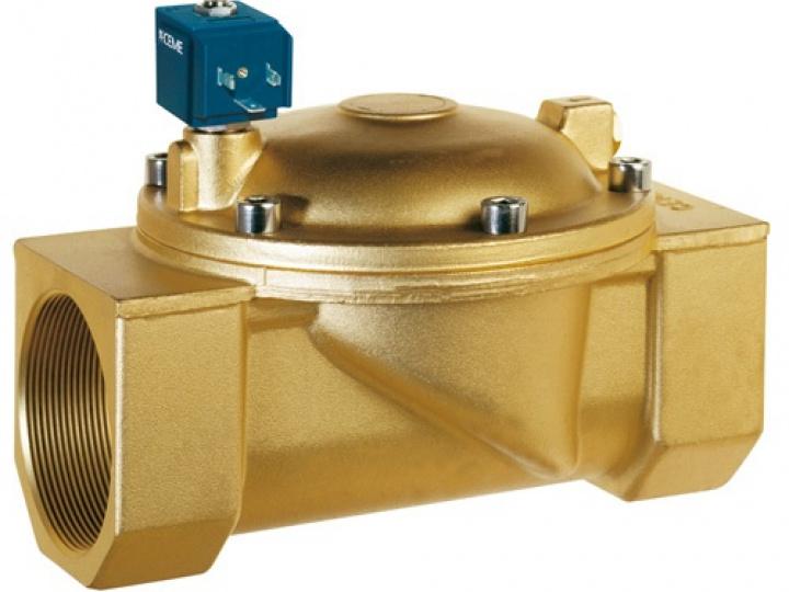 """Клапан соленоидный CEME D32 G 1 1/4"""" NBR ~1x230V 50Hz 2/2 ходовой нормально закрытый"""