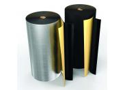 Рулон теплоизоляционный Black Star Duct AL с покрытием алюминиевой фольгой ROLS ISOMARKET 5мм х 1м х 20м