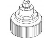 Расширительная насадка QC для экспандеров для металлических трубок REHAU