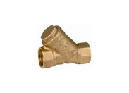 Фильтр Y Genebre  DN20 PN16/120*С  G3/4 ВР  латунный с сеткой из нерж. стали AISI304
