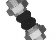 """Компенсатор резиновый Water Technics муфтовый 3/4"""" PN16"""