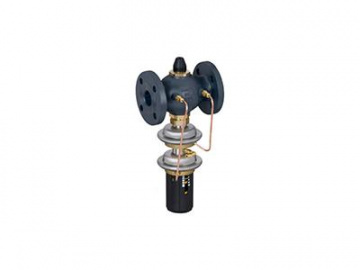 Регулятор перепада давлений моноблочный Danfoss AVPQ-4 DN50 Kv=20,0 для обратного трубопровода