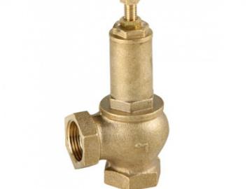 Клапан предохранительный Genebre DN15 (1/2'') PN16, корпус-латунь, Tmax=200°C