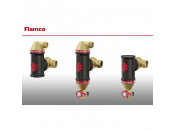 "Сепаратор воздуха и шлама Flamco Flamcovent Clean Smart 1""1/4"