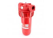 """Колба фильтра 10"""" Atlas Filtri для горячей воды Plus HOT 1"""" 3P SX, BX"""