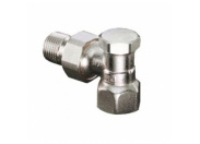 Кран для радиатора Oventrop 1/2 угловой, нижний