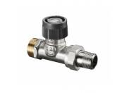 Кран для радиатора Oventrop 3/4 НР прямой для терморегулятора
