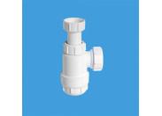 Сифон бутылочный McAlpine MRW240NW